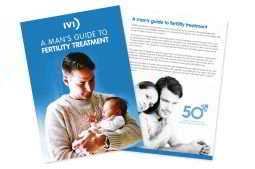 IVI Men's Guide to Fertility Treatment