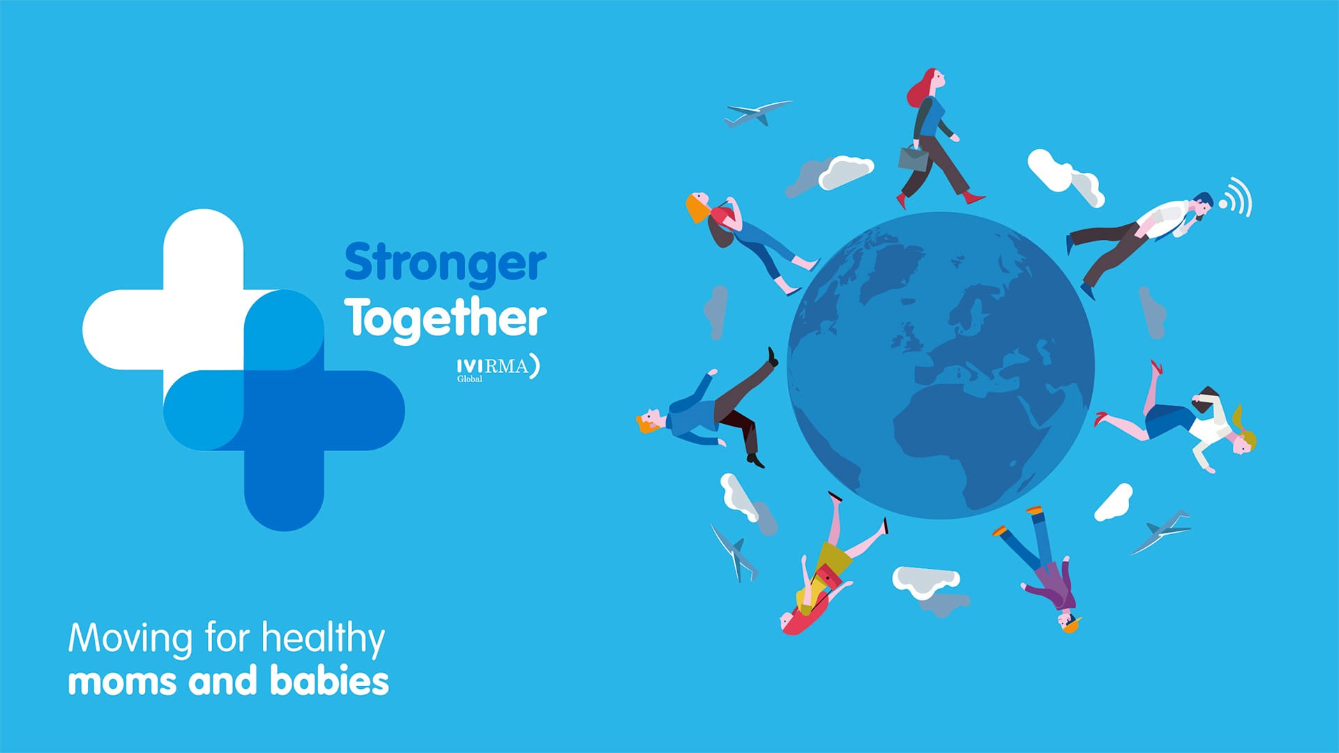 Stronger Together: IVI are stepping up for mothers and their babies