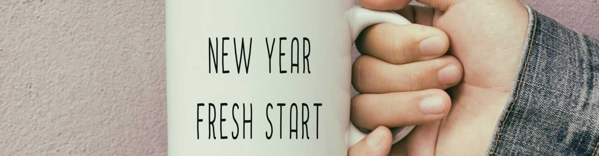 New Year, New Start'