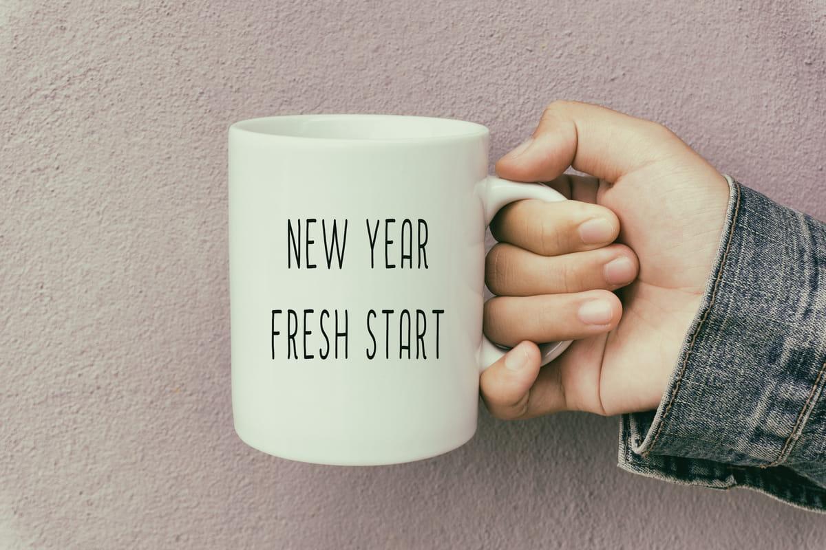 'New Year, New Start'