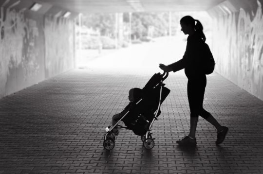 As a single mother, what is the best way to manage my situation?