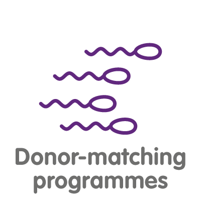 IVI partners with leading UK sperm banks to provide safe and effective donor-matching